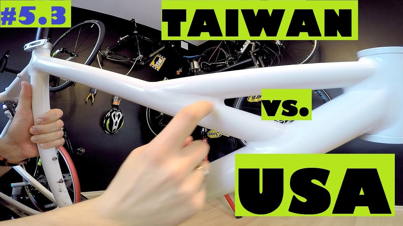 f77c0f0e0d5 Cannondale Handmade in USA vs. Cannondale from Taiwan. Bikes in depth  review.