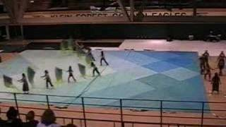John B. Connally Winterguard WGI Houston 3-3