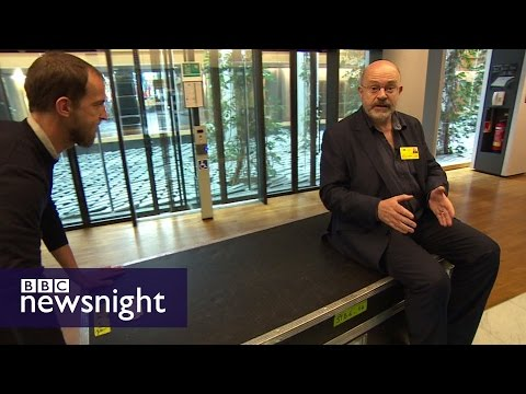 The European gravy train? Why do MEPs travel to Strasbourg? BBC Newsnight