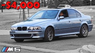 After $4K worth of repairs, my BMW M5 E39 IS BACK! *TIMING CHAIN GUIDES FIXED*