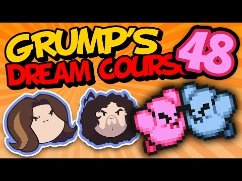 Grump's Dream Course: The Slope - PART 48 - Game Grumps VS