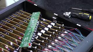 Allen & Heath ZED 24 Repair. Part 2: Mono channel boards.