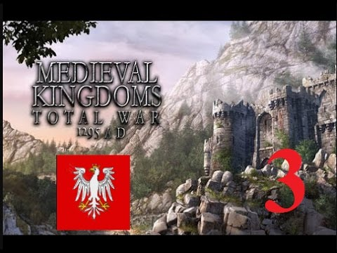 Struggle for Dresden - Medieval Kingdoms Total War 1295 A.D. Campaign - 3