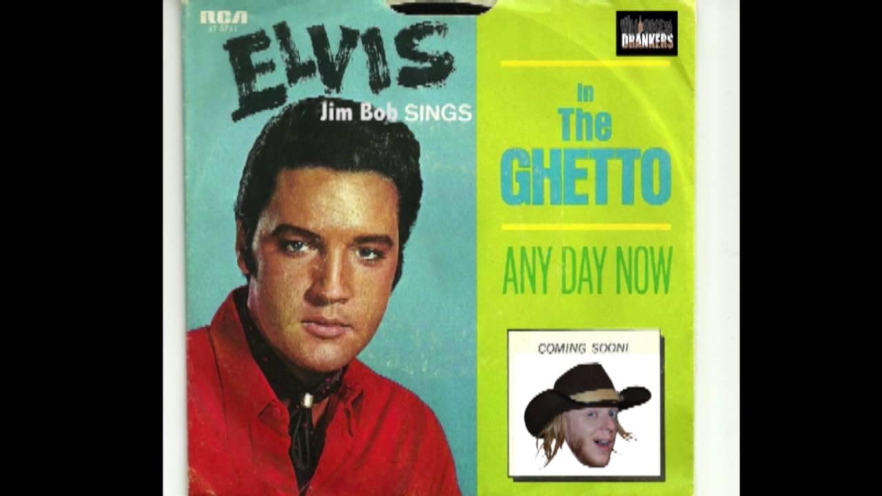 Jim Bob - In The Ghetto / Elvis Presley Cover - YouTube