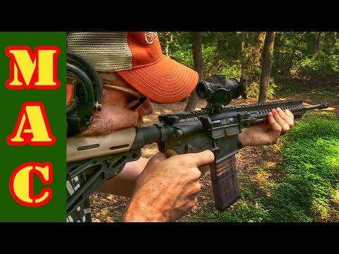 XAR Invicta from F&D Defense - the folding AR15