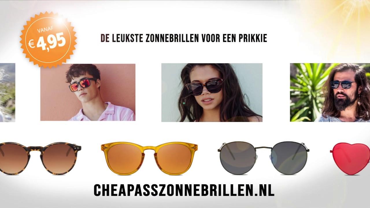cdd0581ed46839 Cheapass Zonnebrillen