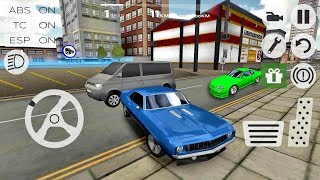 Extreme Car Driving Simulator #9 - Car Games Android IOS gameplay
