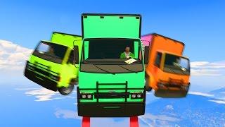 САМЫЙ ПОТНЫЙ ГРУЗОВОЙ СКИЛЛ-ТЕСТ! (GTA 5 Смешные Моменты)