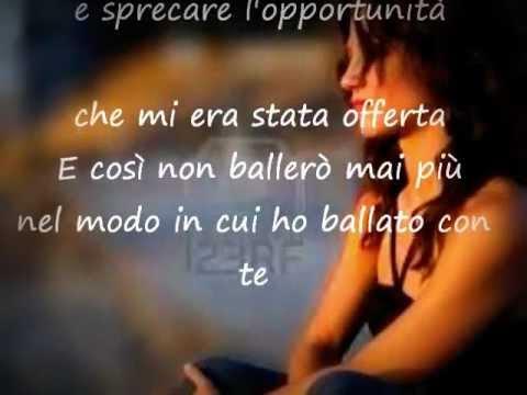 George Michael - Careless whisper - Traduzione Italiana