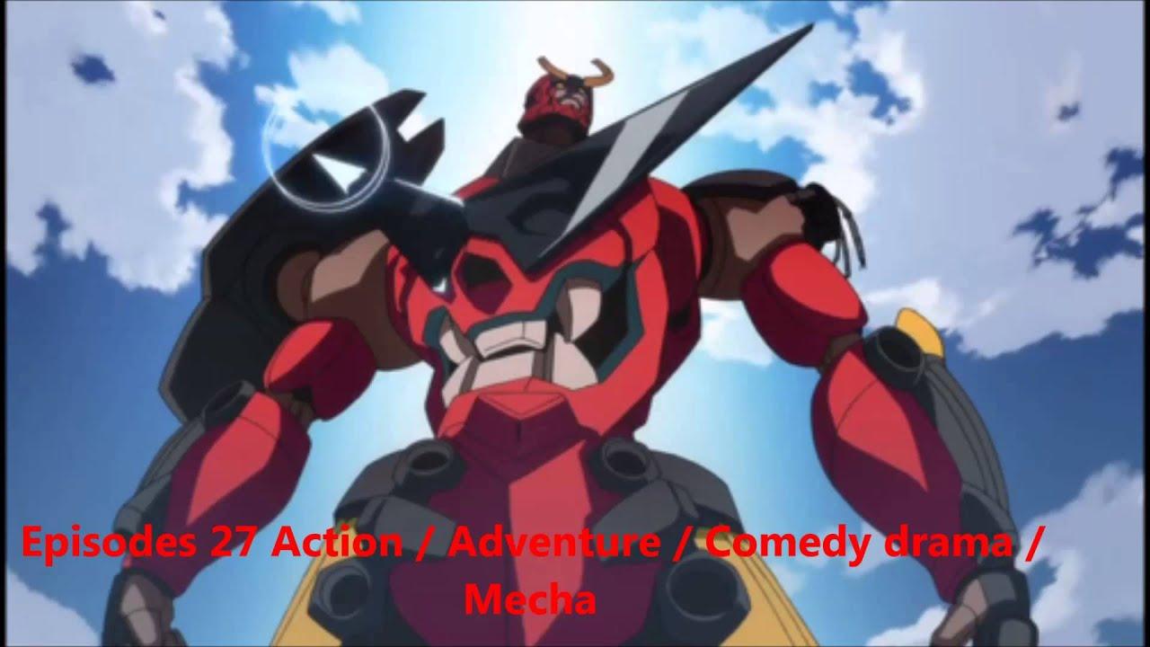 Badass Anime Girl Wallpaper Top 10 Mecha Anime English Dub Youtube