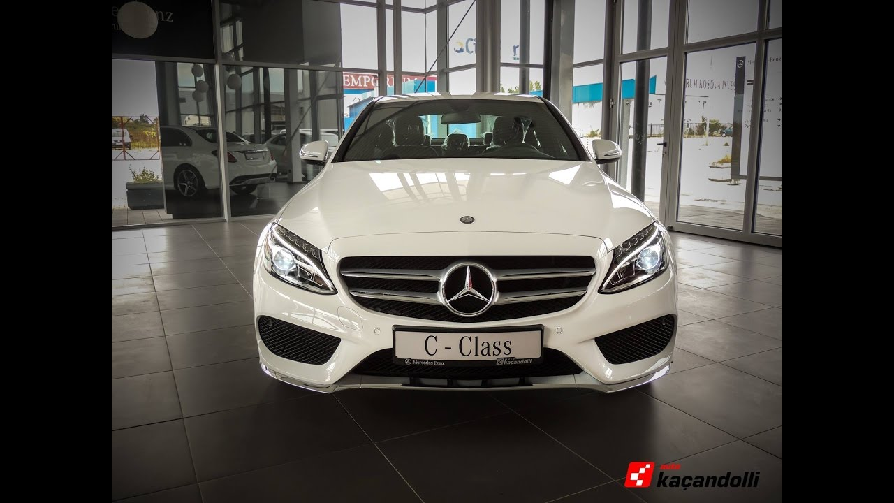 C220 Amg 2017 Mercedes Benz C Class 220d 4 Matic Amg Line 2017 In Depth Review Interior Exterior