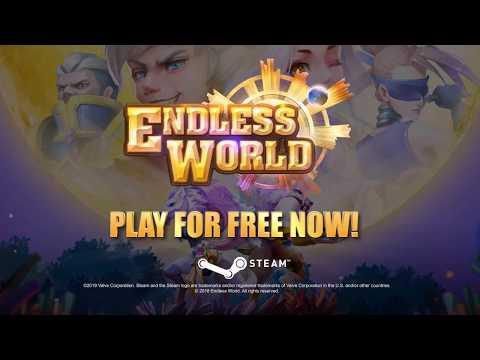 Endless World Game Awards Trailer 30 Final
