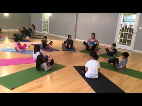OM song for Kids yoga