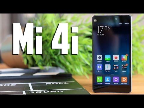 Xiaomi Mi 4i, Review en español