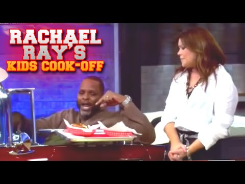 Rachael Ray's Kids Cook-Off w/ Daym Drops