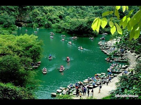 vietnam travel-Trang An famous