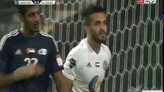 الجزيرة يفترس بني ياس بخماسية ويتصدر الدوري الإماراتي .. فيديو