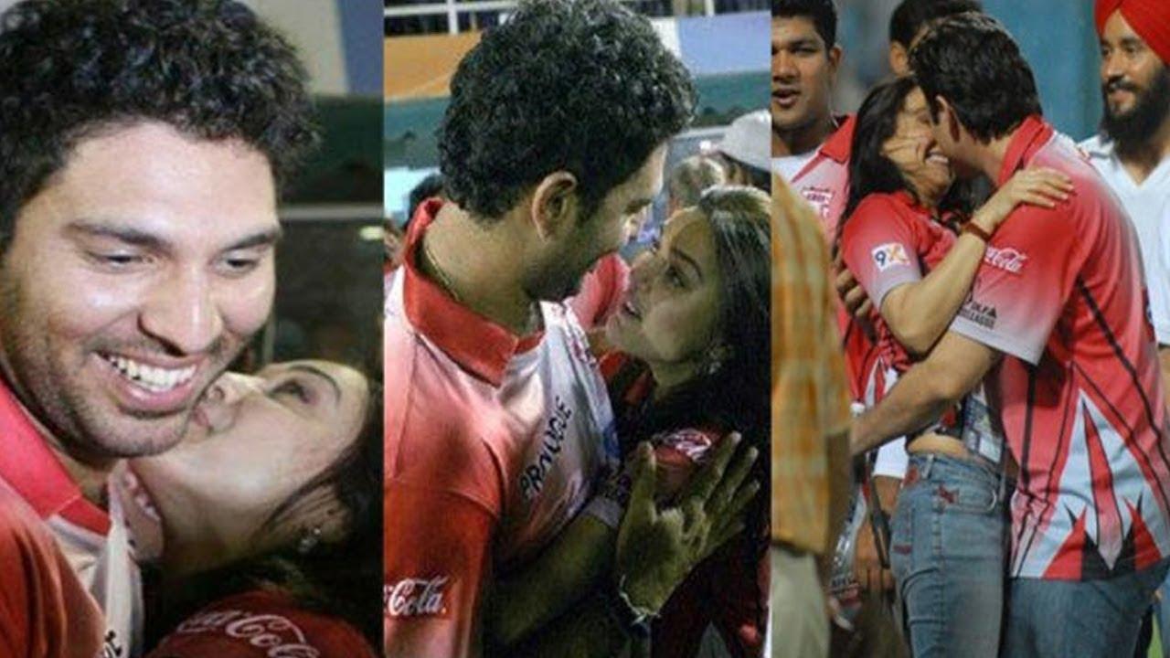 Download IPL 2021 : IPL के बीच प्रीती ज़िंटा और युवराज की शर्मनाक तस्वीरें हुई वायरल..