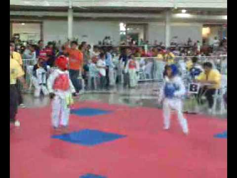 dirk aylwin (blue-armor) fighting for GOLD PTA MINDANAO CHAMP 2010