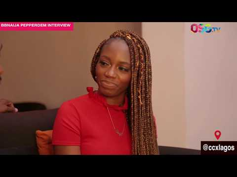 BBNaija 2019: Khafi On Gedoni's Sweet Love, Making The News In The UK & The Body Odour Rumor