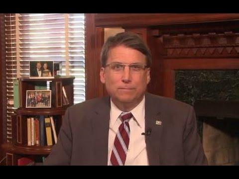 Gov. Pat McCrory on HB2