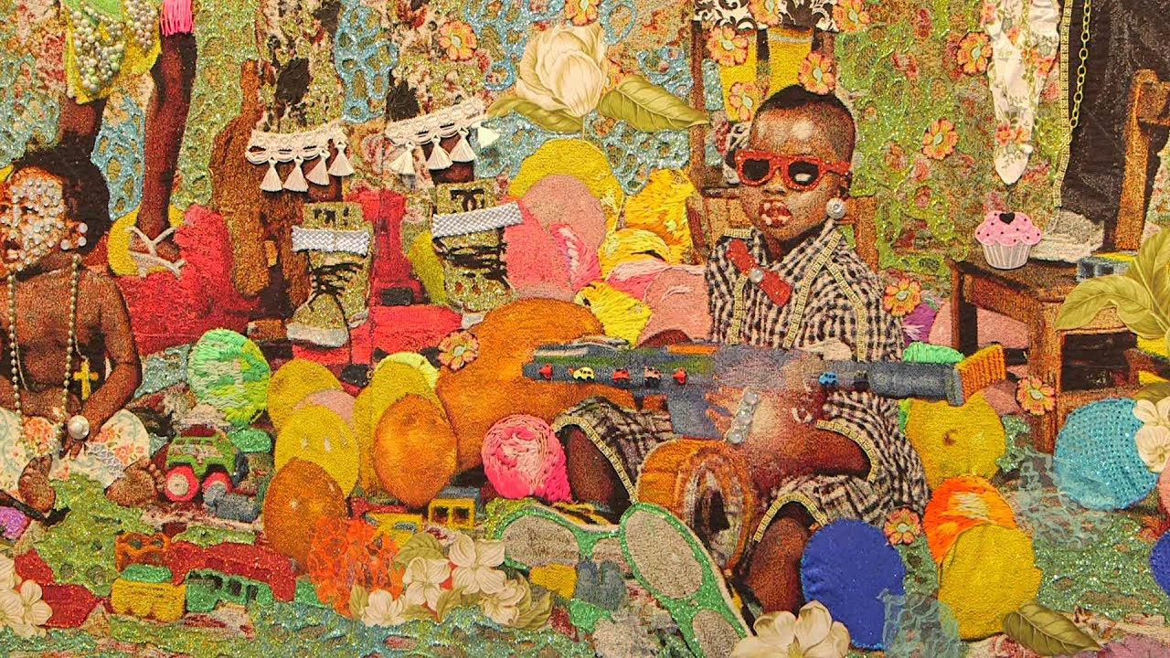 Art About Jamaican Dancehall On View At Lux Art Institute ...