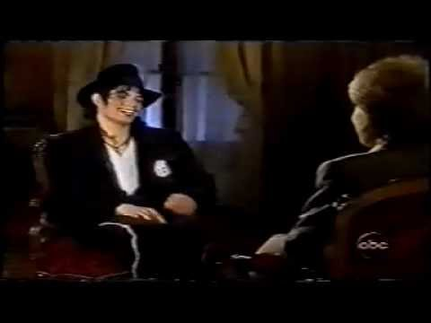 Michael Jackson Interview with Barbara Walters, 1997, 60 Minutes