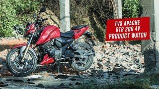 TVS APACHE RTR 200 4V | PRODUCT WATCH | AUTOLIFE NEPAL