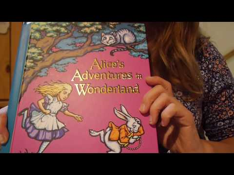 ASMR Storytime Alice's Adventures in Wonderland bedtime story