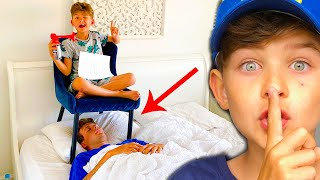 THE BEST DAD VS SON PRANK WAR EVER...PART 2!!