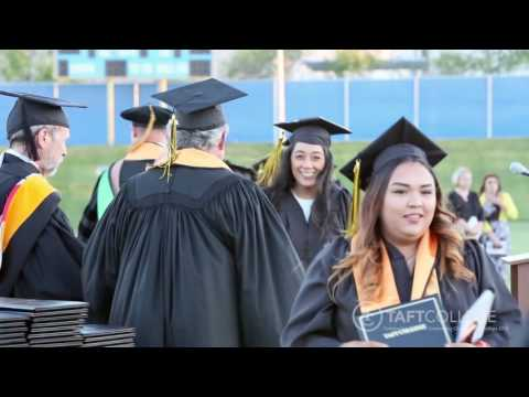 Taft College Graduation 2016