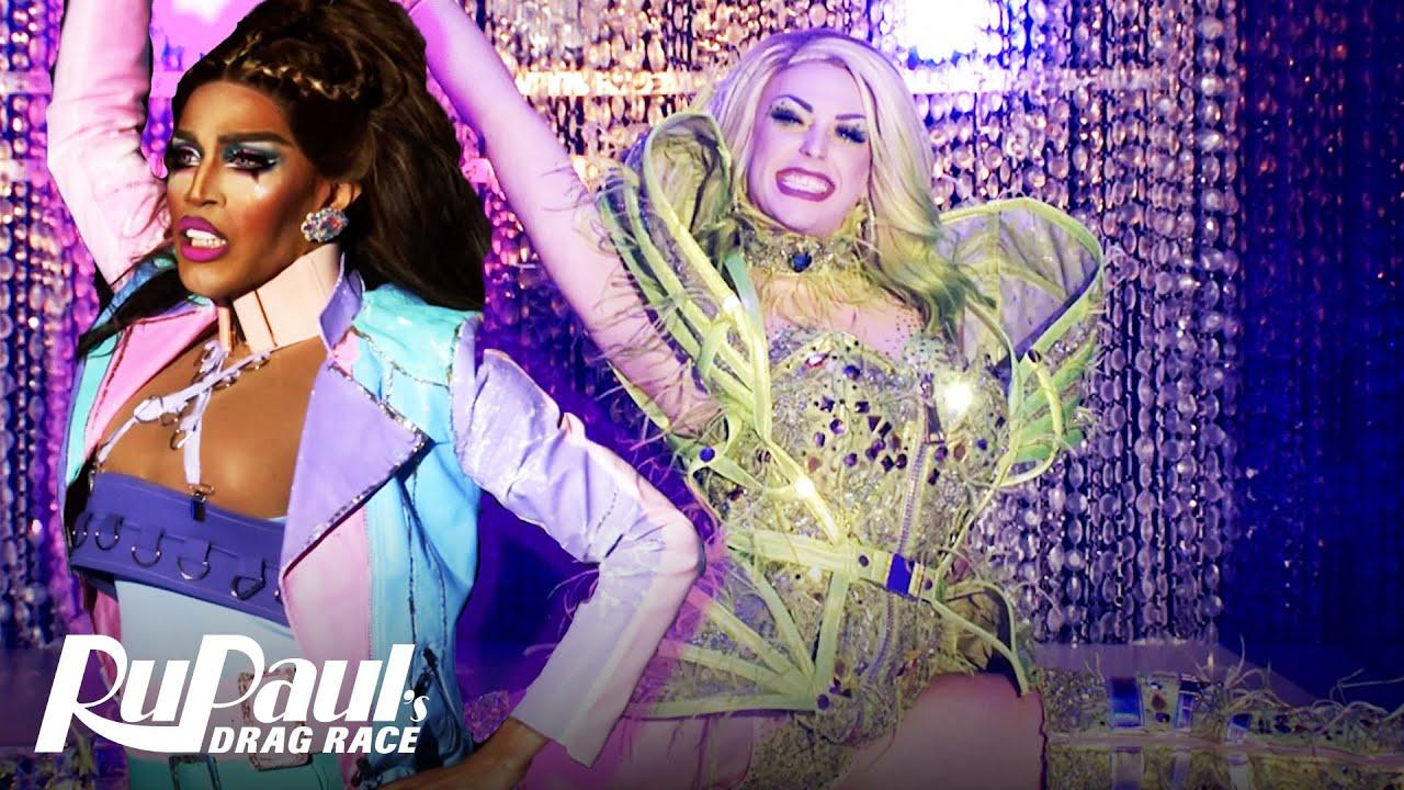 "Download Trinity K. Bonet & Laganja's ""Physical"" Lip Sync 😱✨ RuPaul's Drag Race All Stars"
