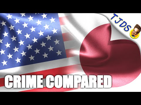Why Japan Destroys United States In Beating Crime