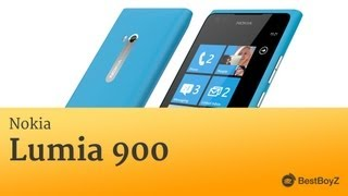 Review: Nokia Lumia 900 | BestBoyZ