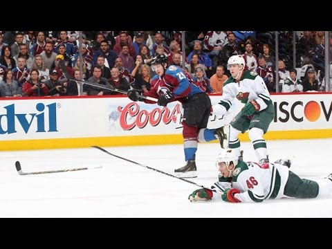 Best Ankle Breaks In Hockey (HD)