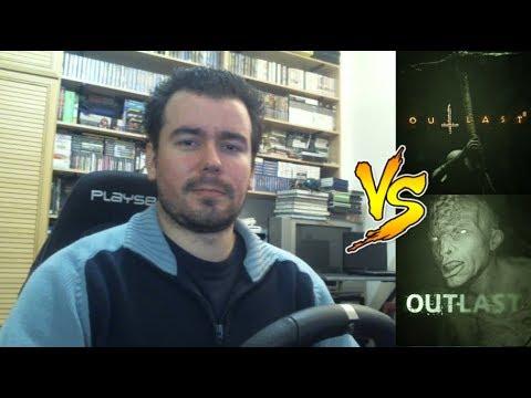 OUTLAST 2 vs OUTLAST 1 --- ¿Cuál es mejor juego de terror?