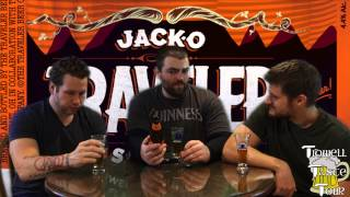 Jack-o Traveler Seasonal Shandy Review - Pumpkin & Lemon Flavored Wheat Ale