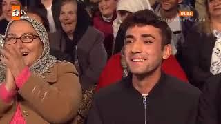 Nihat Hatipoğlu'nun Programında Acun Ilıcalı'ya aşkını ilan eden kişi(Erkek)