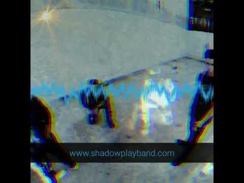 "Shadowplay ""Like A Threat"" short visualizer"