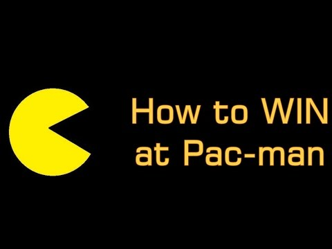 How To Win At Pacman - Proper Arcade Version - Part 1