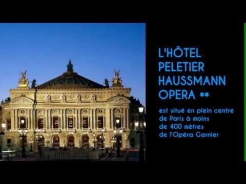 Hôtel Peletier Haussmann Opéra **