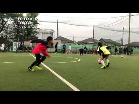 【スライディング練習・東村山校】FC.OXALAサッカースクール|東村山・小平・所沢・清瀬