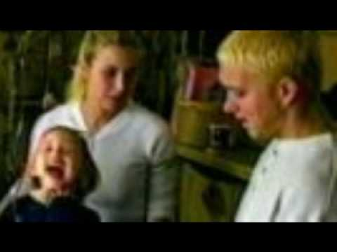 Eminem Marshall Mathers and  Hailie Mathers