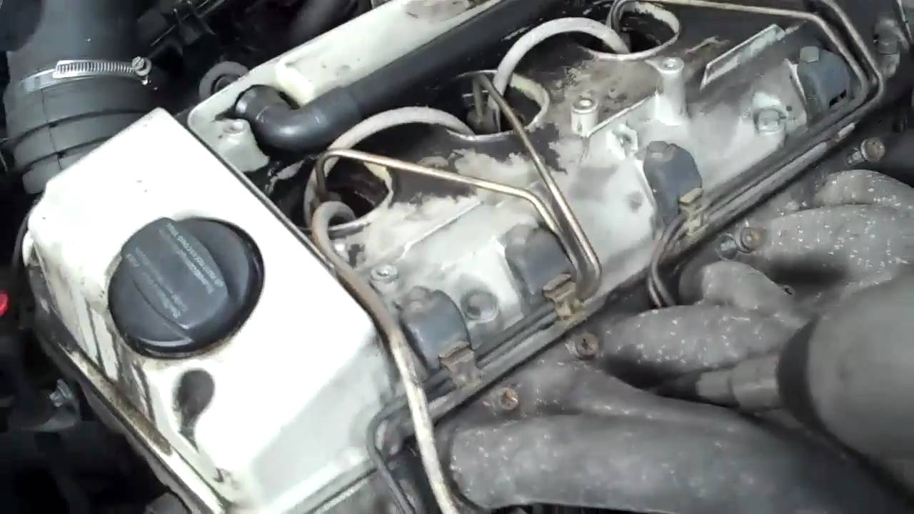 Mercedes benz e 300 service installing a glow plug youtube for Mercedes benz glow plugs