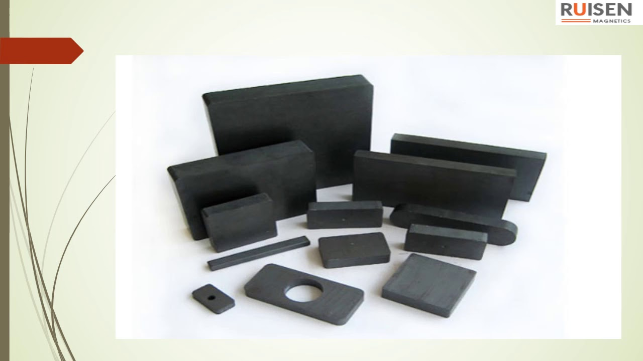Searching for Ferrite Magnet Block