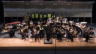 2019 EE Smith HS Concert Band - Lassus Trombone - Henry Fillmore