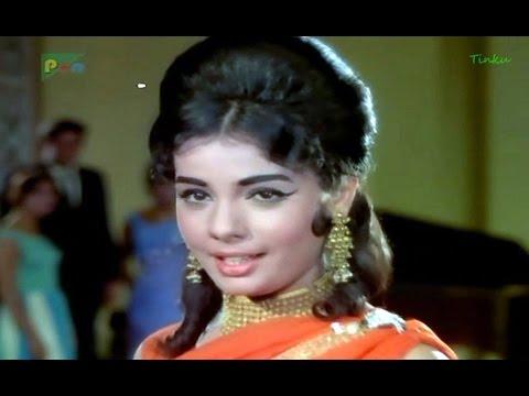 Aaj Kal Tere Mere Pyar Ke Charche Her Jabaan Per -  Brahmachari (1968)