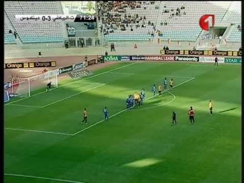Espérance ST vs Dynamos FC - 2012 CAF Champions League