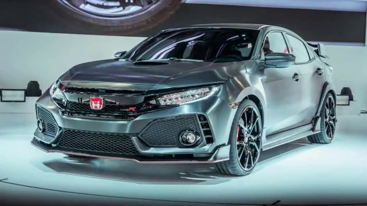 wow 2017 honda civic type r release date and price youtube. Black Bedroom Furniture Sets. Home Design Ideas