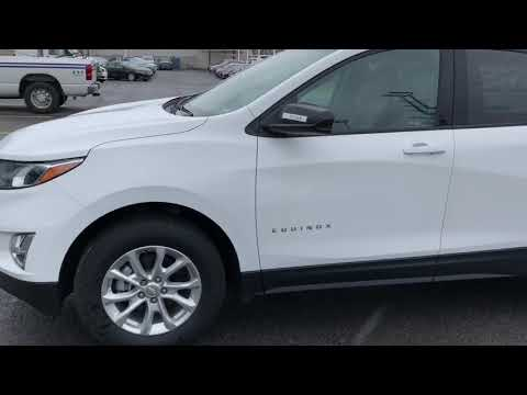 Chevrolet Equinox LS - $213.24 B/W 2019